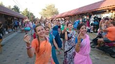 The Three Month Padayatra Ready To Take Off In Russia!  Narada Dasa: In one month we're  going to start a 3 month Padayatra in Russia. Even though we now have  a serious economical crisis in …