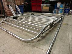 Build your own Roof Rack for $70 - JeepForum.com