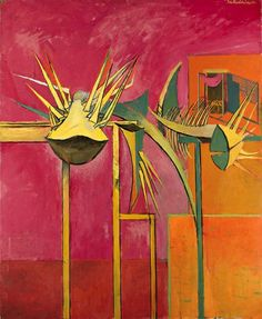 Graham Sutherland, Palm and House