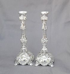 Candle Holders, Holder, Nickel, Candlesticks, Candles