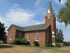 St. Paul Roman Catholic Church in Marion County, Oregon.