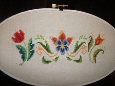 Scandinavian folk craft inspired