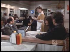 """Elaine is going to hell...""""and the heat, my god the heat!"""" -Seinfeld"""
