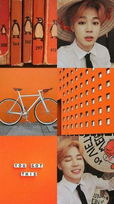 Read Jimin, orange from the story BTS Aesthetics by (❀Jeon Jungkook❀) with 12 reads. Bts Aesthetic, Jungkook Aesthetic, Orange Aesthetic, Bts Bangtan Boy, Bts Jimin, Bts Wallpapers, Collages, Orange Wallpaper, Jimin Wallpaper