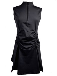Schriffen Tabitha Dress with stomach ruching-Display your figure in style-Stylish golf clothing for women