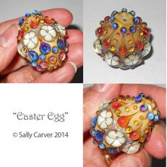 Easter Egg by Sally Carver 2014