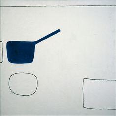 William Scott, Still Life II, 1974, Oil on canvas, 102 × 102.1 cm / 40¼ × 40¼ in, Private collection