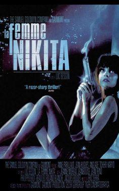 La Femme Nikita 11x17 Movie Poster (1991)