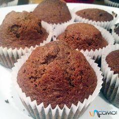 Cómo hacer cupcakes de chocolate - 8 pasos (con imágenes)