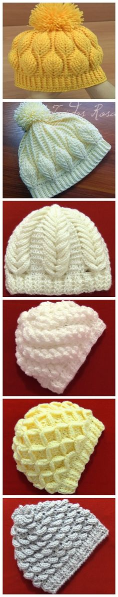 ming we hope it's would not be a winter like it's in Game of Throne, but it's coming and we need to prepare. Preparing means buy or crochet warm clothing and accessories. If you can crochet and also are enjoying why buy, just crochet them. Today we have beautiful 6 warm hat and we hope you will love at least one of them. Each one has free video tutorial and thanks for that to authors. Look at the pictures and choose, choose and start crocheting now if you have free time and make gift for…