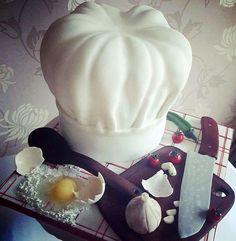 """Le Chef"" cake - Cake by DDelev"