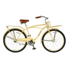 Special Offers - Hollandia Holiday M1 Cruiser Bike 26 inch Wheels 18 inch Frame Mens Bike Ivory - In stock & Free Shipping. You can save more money! Check It (November 01 2016 at 09:27AM) >> http://bmxbikeusa.net/hollandia-holiday-m1-cruiser-bike-26-inch-wheels-18-inch-frame-mens-bike-ivory/