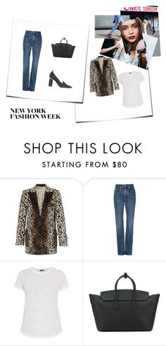 """""""FW #1"""" by karalaska ❤ liked on Polyvore featuring Blazé Milano, Brock Collection, ATM by Anthony Thomas Melillo, Bally and Nicholas Kirkwood"""