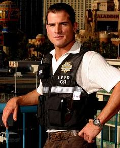 George Eads My reason to watch that show... lol(: