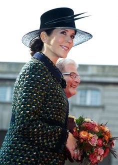 Crown Princess Mary of Denmark , October 5, 2010