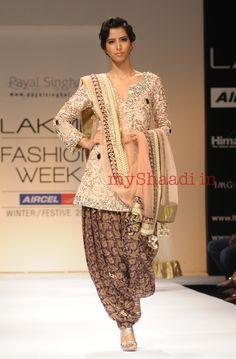 myShaadi.in > Indian Bridal Wear by Payal Singhal