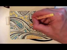 Moleskine® speed-drawing by Lex Wilson
