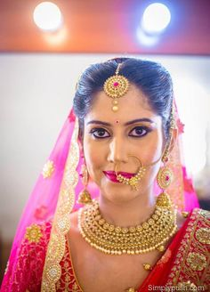 15 Beautiful Necklaces Worn By Real Indian Brides That Are Steal-Worthy
