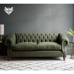 458 best chesterfield sofa images rh pinterest com