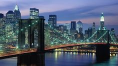 Brooklyn Bridge, NYC   1000 Places To See Before You Die