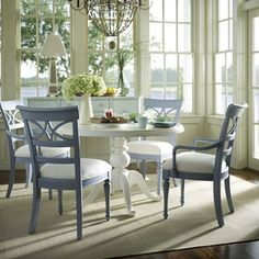 Coastal Living™ by Stanley love the blue color on the chairs