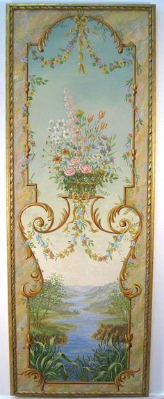 Rivoli panel Vintage Images, Vintage Art, Vintage World Maps, Arabesque Design, Decoupage, Ideias Diy, Paper Wallpaper, Vintage Walls, Chinoiserie