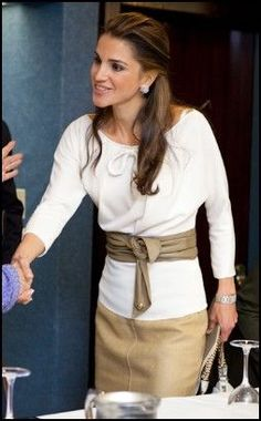 Queen Rania of Jordan - Page 16 - PurseForum