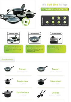 The Soft Line Range | GreenLife Cookware (these are the best!)