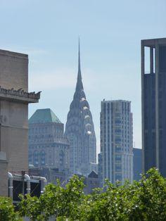 Chrysler from the Highline