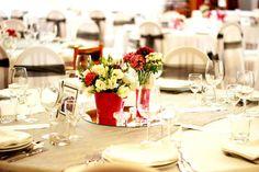 Centros de Mesa/ Wedding Table Decoration