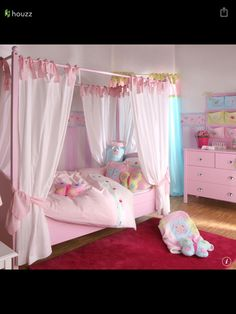My daughters bedroom