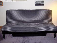 Rozkládací pohovka z MASIVU s FUTONOVOU matra - obrázek číslo 1