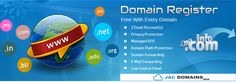 Get a Domain Name, With Privacy Protection and lots more. .com $12.99/yr .club $3.62/yr .org $8.79/yr .biz $4.68/yr