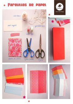 Paper Lanterns DIY milanesa: Farolillos de Papel: tutorial  paper lantern