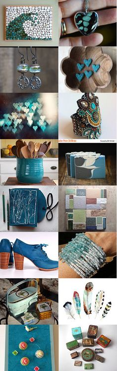 Waves of Love by Jacquelyn on Etsy--Pinned with TreasuryPin.com