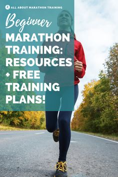 Here are some common beginner marathon training questions plus some free training plans to get you started on your marathon journey! All About Marathon Training // Beginner marathon training // free marathon training schedule // marathon training plan pdf download // How to train for a marathon // couch to marathon Marathon Training Program, Marathon Training For Beginners, Training Schedule, Free Training, Training Programs, Marathon Nutrition, Nutrition Guide, How To Get, How To Plan