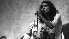 Sergio Sampaio, anos 70.