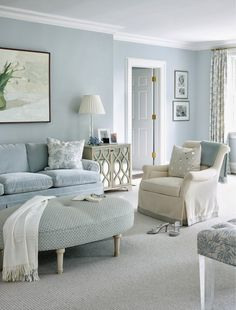 How different colors in your home impact your mood... great post about the psychology of color!