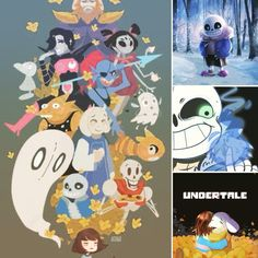 Undertale pictures!