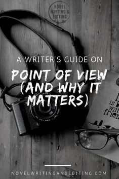 A writers guide on point of view, which is most effective for your book, and why each POV matters. Good reference for fiction writers!