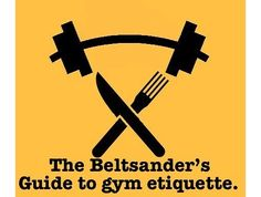 As 2017 looms large it brings with it lots of new editions to the gym environment. Busier gyms mean tempers run short and etiquette becomes more important.  I've put together a brief and easy guide to gym etiquette that's up now on the website.  It was intended to be a simple guide for the newcomer but I strongly suspect it turned into a full blown rant about midway through.  Anyway I'm really enjoying writing content for the website lately. Feel free to leave feedback below. Belt  X