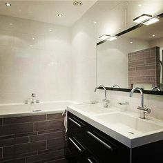 86 beste afbeeldingen van Moderne badkamers - Houses, Bathroom en ...