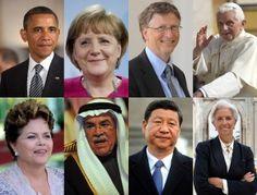 Most Powerful People  #1 Barack Obama    President, United States of America. Age: 51.