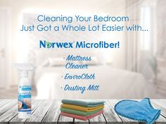 Get ready for the summer with these quick and easy cleaning tips for your bedroom and not one toxic chemical used!