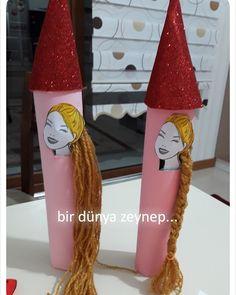 hadi prensesin saçlarını örelim... küçük kas gelişimi için harika bir etkinlik... özellikle de kızlar için çok güzel bir etkinlik... ...