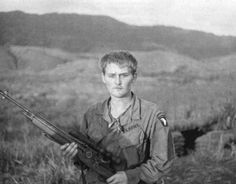 """""""There are lots of things we wouldn't do if we stopped to think about it."""" — Michael Fitzmaurice, South Dakota's only living Congressional Medal of Honor recipient, downplaying his heroism during the Vietnam War."""