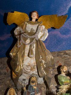 Petaluma Photograph - Angel In Petaluma California Usa Dsc3766 by Wingsdomain…