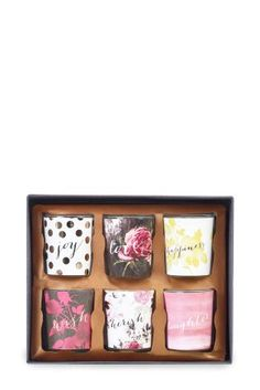 Buy Set Of 6 Boutique Votives from the Next UK online shop Christmas Presents, Holiday Gifts, Gifts For Women, Gifts For Her, Christmas 2015, Gift List, Uk Online, Gift Guide, Joy