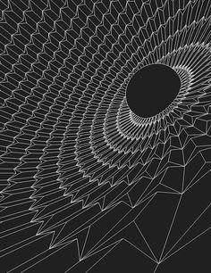 50 divertidas ilusões de óptica com GIFs animadas 42
