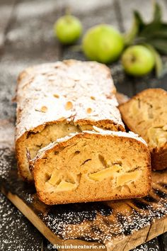 Apple and honey loaf cake stock photo. Image of dessert - 59601886 Cake Stock, Loaf Cake, Apple Slices, Sweet Bread, Fall Recipes, Banana Bread, Caramel, Honey, Desserts